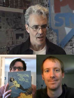 Image for Fantastic video interviews with Eddie Campbell and Nate Powell!