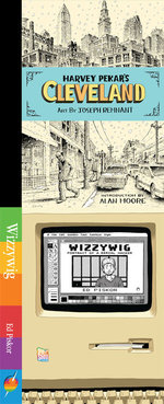 Image for CLEVELAND and WIZZYWIG nominated for Eisner Awards!
