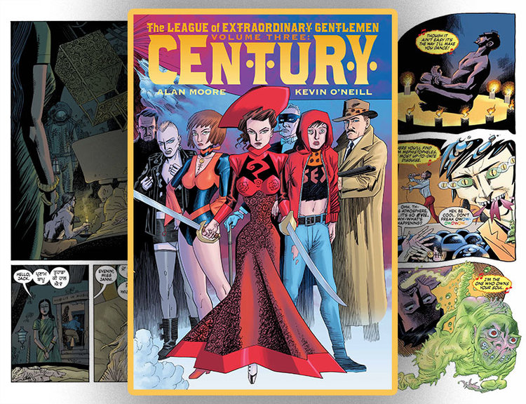 League of Extraordinary Gentlemen (Vol. III): Century softcover edition