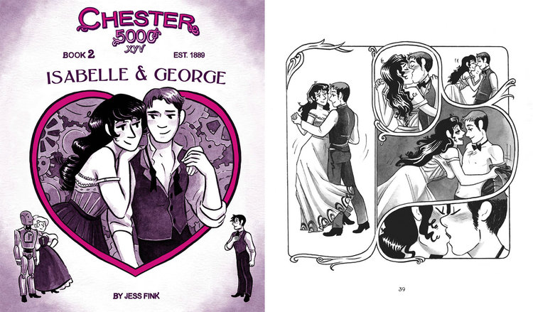 Chester 5000 (Book Two): Isabelle & George