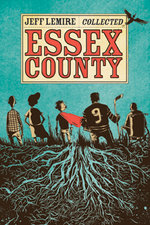Image for Jeff Lemire's ESSEX COUNTY one of the 10 Best Canadian Novels of the Decade!