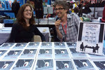 Image for IT HAPPENED AT COMIC-CON: Kathryn & Stuart Immonen talk MOVING PICTURES and more!