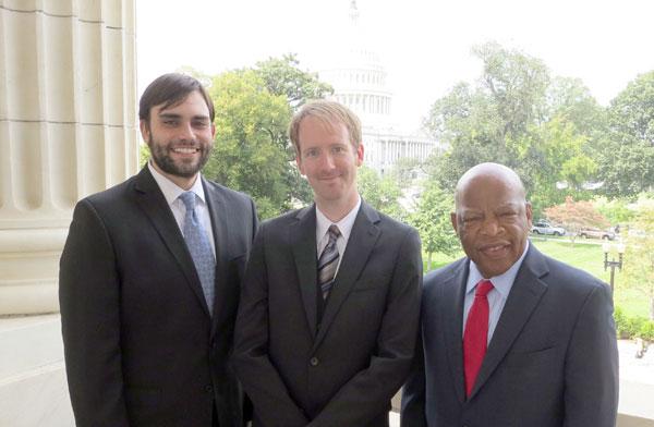 Andrew Aydin, Nate Powell & John Lewis