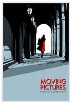 Image for MOVING PICTURES moves into the New York Times!