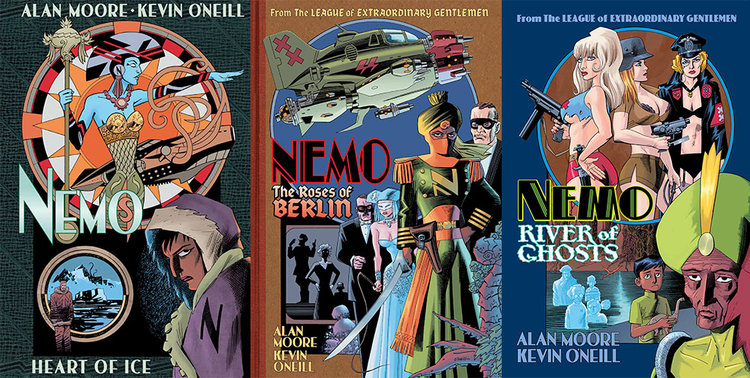 NEMO covers