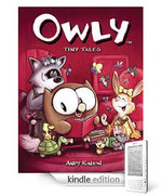 Image for OWLY now available on the Kindle!