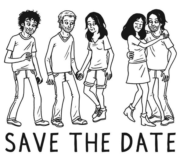 SAVE THE DATE, a film co-written by Jeffrey Brown