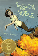 Image for EISNERS 2009: SWALLOW ME WHOLE IS THE YEAR'S BEST GRAPHIC NOVEL!