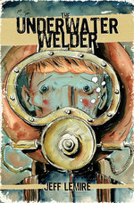 Image for Jeff Lemire reveals first look at THE UNDERWATER WELDER!
